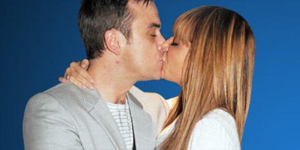 Robbie will Hochzeit wiederholen