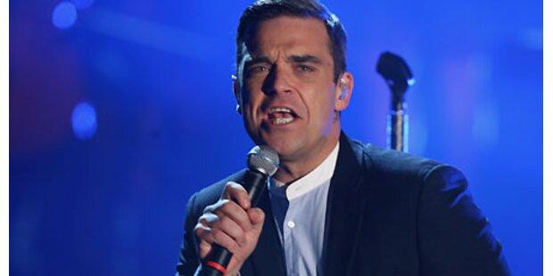Take That mit Robbie vereint!
