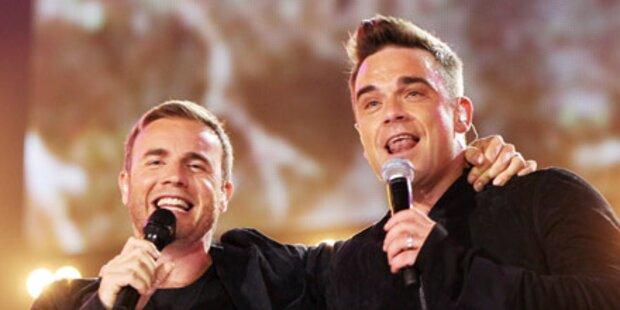 Robbie & Gary: 1. Duett seit 15 Jahren