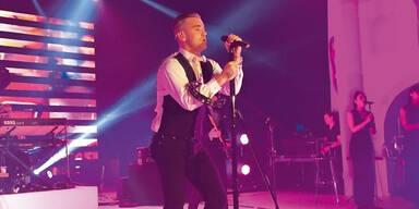 Robbie: Privatkonzert in Kärnten