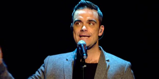 Robbie bekommt eigenes Musical