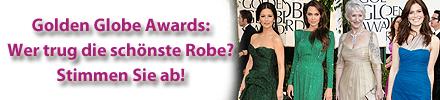 Golden Globe Awards Roben Voting
