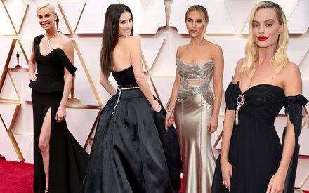 Oscars 2020: Glamour am Red Carpet