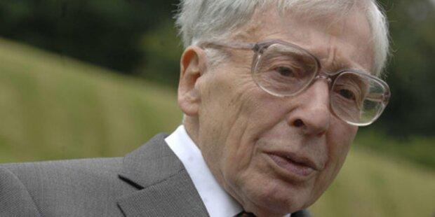 Nobelpreis für Medizin an Briten Edwards