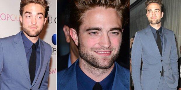 Pattinson: Liebes-Aus ist