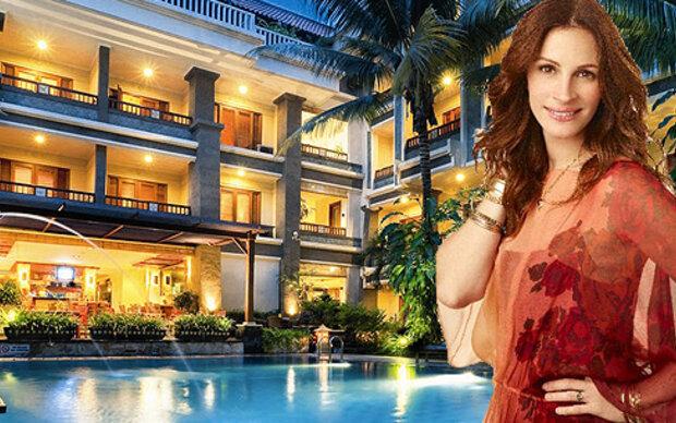 MADONNA lädt nach Bali