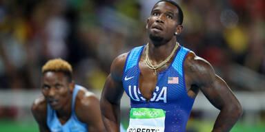 Positiver Doping-Test durch Knutscherei