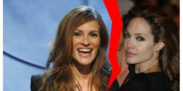 Julia Roberts hält Angelina Jolie für schamlos