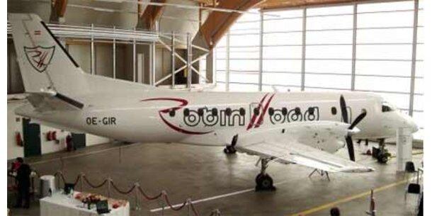 Regional-Airline kritisiert Pröll