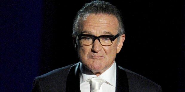 Robin Williams Tod