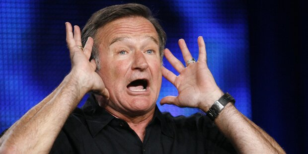 Kommt Video-Game mit Robin Williams?