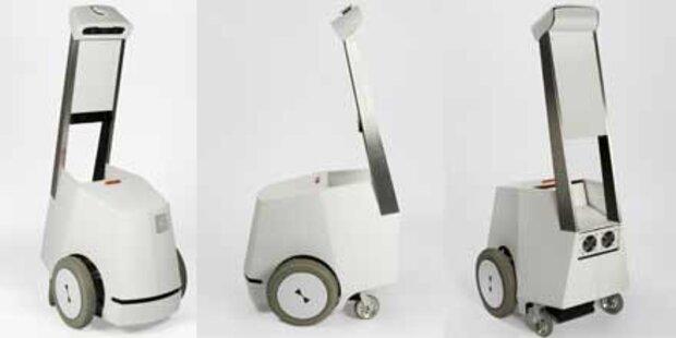 Robo-Butler der TU Wien lernt schnell