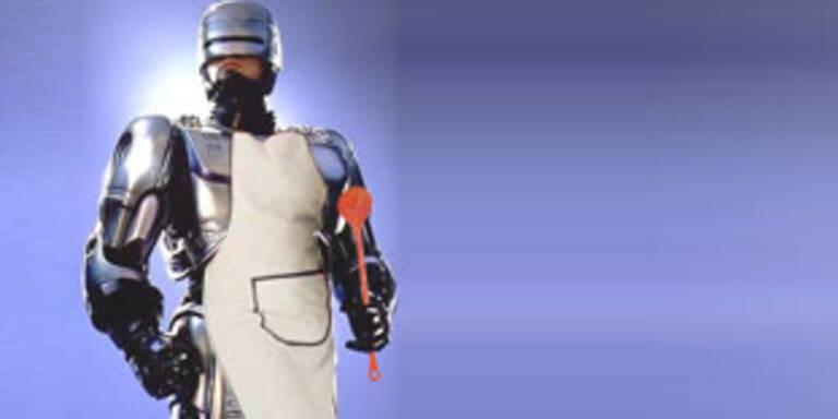 Erster Onlineshop für Haushaltsroboter