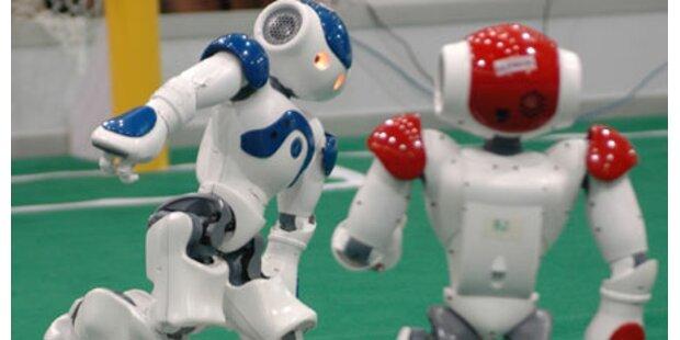 Tourismus jubelt über Roboter-WM