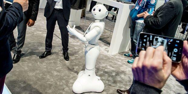 Roboter-Butler bald auch in Europa
