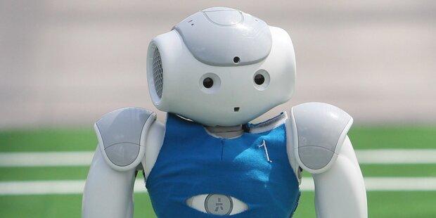 Roboter brauchen mehr