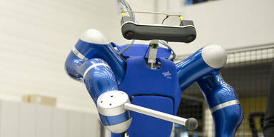 Japaner entwickelten Roboter-Studenten