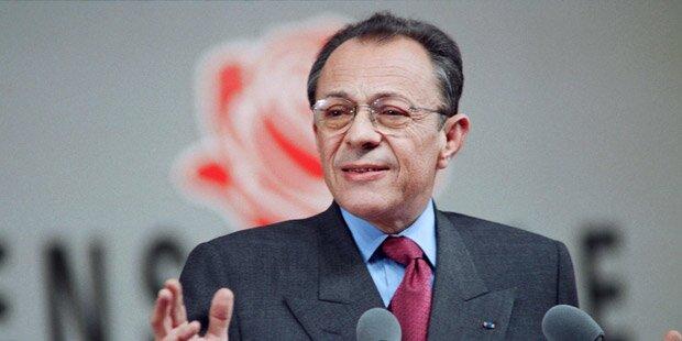 Französischer Ex-Premier Rocard ist tot