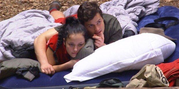 Rocco & Kim: Das Kuscheln geht weiter