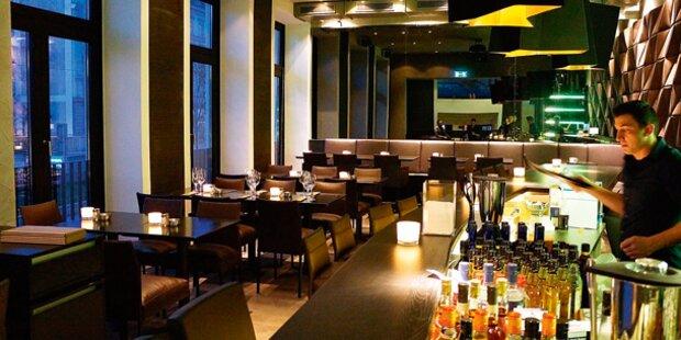 """Wohnzimmer Restaurant, wohnzimmer-lokal mit style: """"rochus"""", Design ideen"""