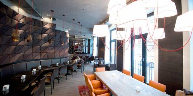 Lunch und Lounge im