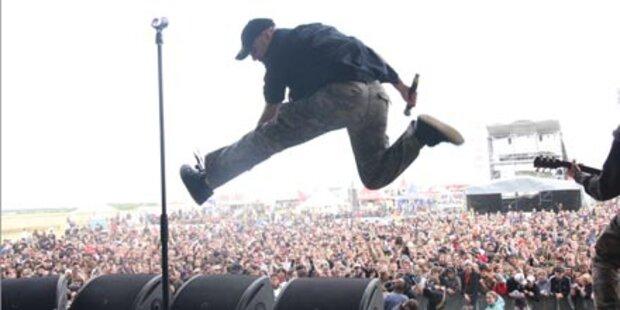 Festival-Sommer mit Rock, Pop und Jazz