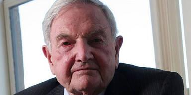 Rockefeller trennt sich von Kohle und Öl
