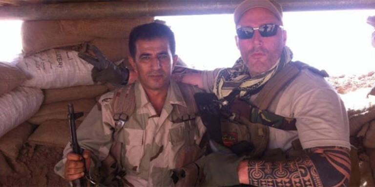 Rocker ziehen in den Krieg gegen ISIS