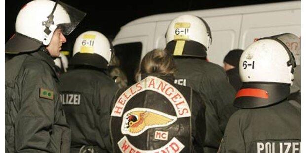 Hells-Angels-Mitglied tötet Polizisten