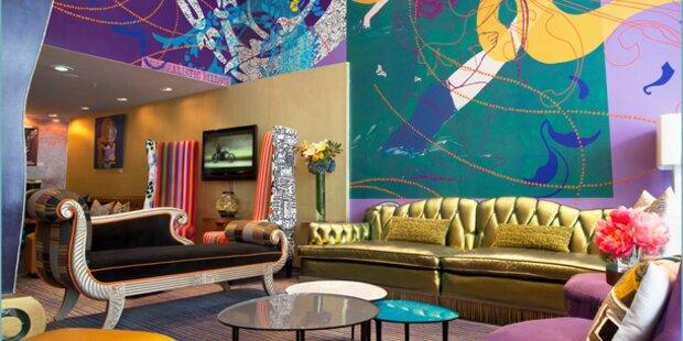 Das sind die 10 rockigsten Hotels