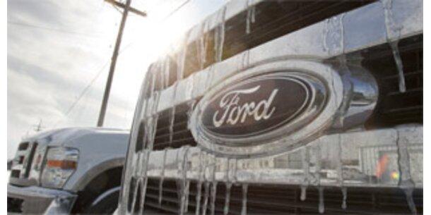 Ford fährt 15-Milliarden-Dollar-Verlust ein