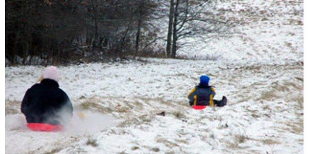 Vierjähriger beim Rodeln tödlich verunglückt