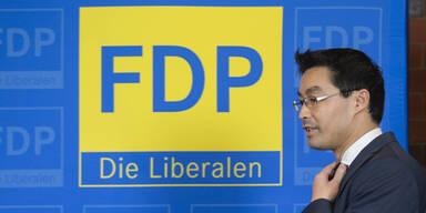 Rösler bleibt FDP-Boss