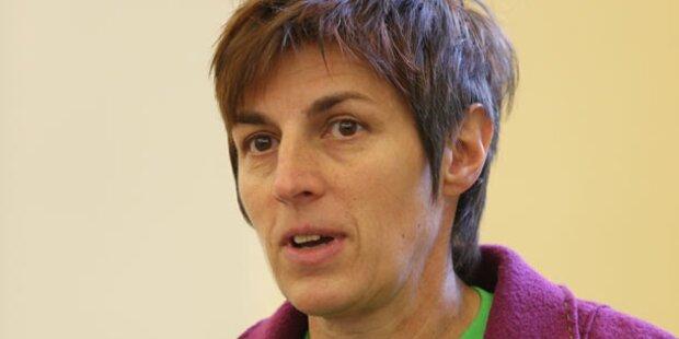 Astrid Rössler leitet den Untersuchungsausschuss