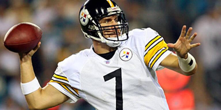 NFL-Star Roethlisberger gesperrt