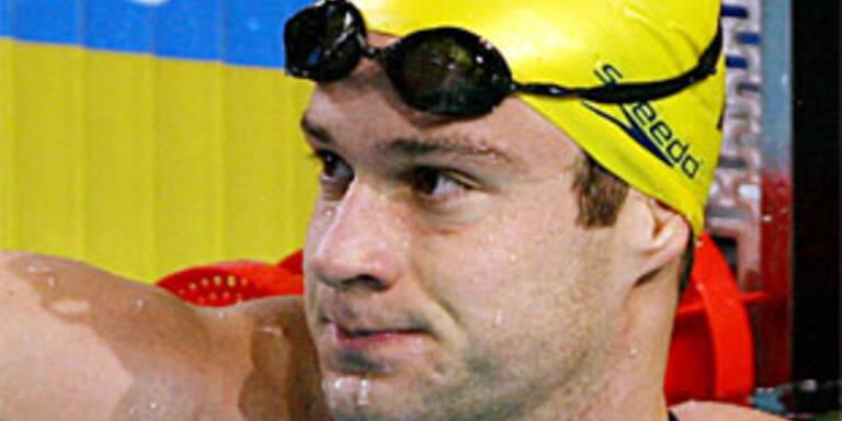 Rogan tritt über 200 m Rücken bei WM an