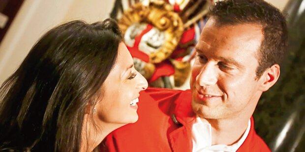Markus Rogan hat sich verlobt