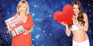 Horoskop Liebes Sterne 2011 Gerda Rogers Anna Hammel