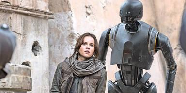 """""""Rogue One"""" bleit Kino-Favorit in Nordamerika"""