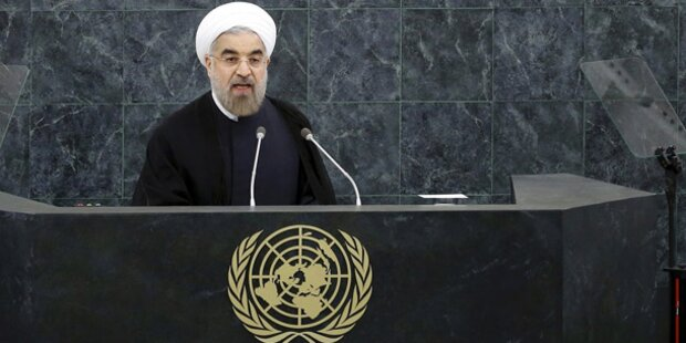 Atomstreit: Rohani will verhandeln