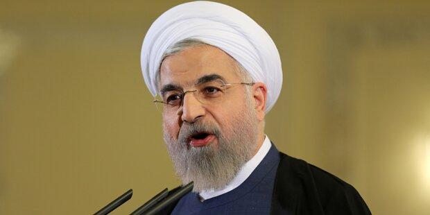 Iran kündigt Stärkung von Militär und Raketenprogramm an