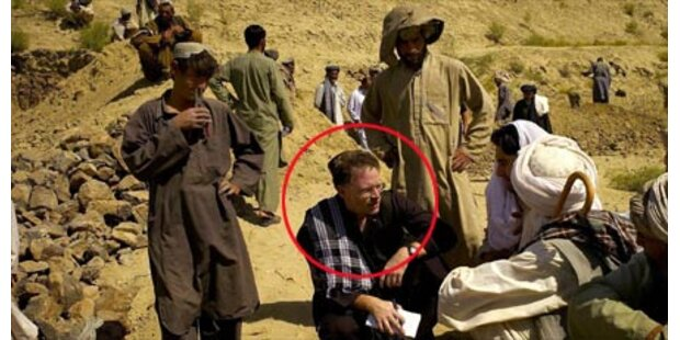 Reporter entwischt den Taliban