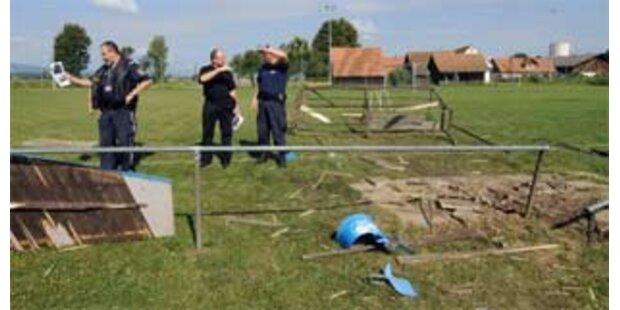 Steirer als Rohrbomben-Täter ausgeforscht