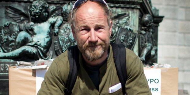Roland Düringer will Kanzler werden