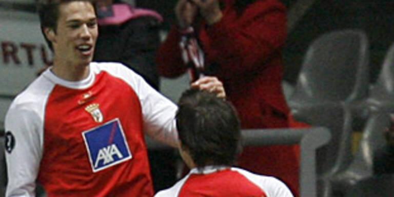 """Linz: """"Bin Nr. 3 im UEFA-Cup"""""""