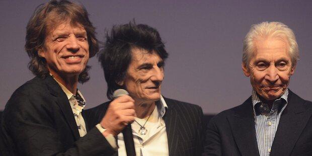 Die Rolling Stones kommen zu uns!
