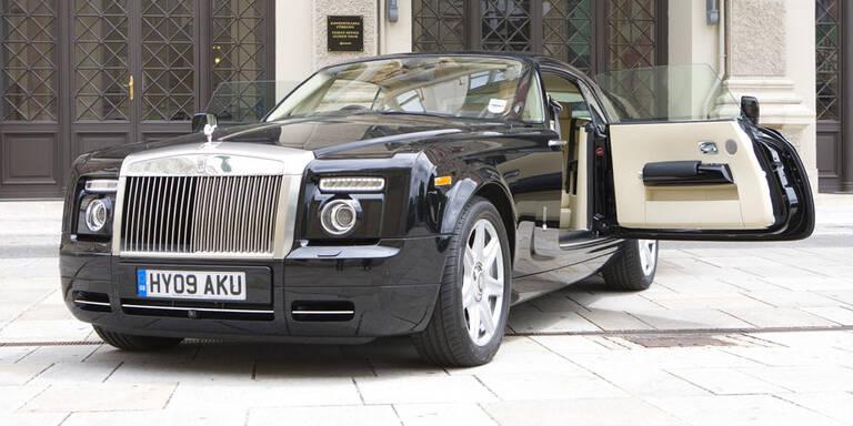 Hohe Sondersteuer auf Luxusautos