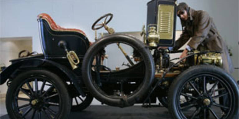 Der älteste Rolls-Royce der Welt