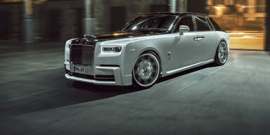Edel-Tuning für den Rolls Royce Phantom