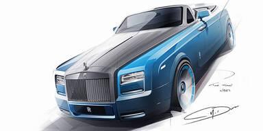 Rolls Royce bringt vierte Baureihe